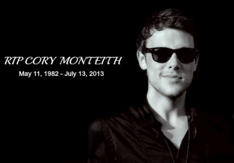 Cory Monteith Death