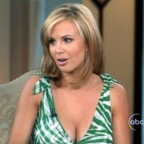 Elisabeth Hasselbeck Plastic Surgery Breast implants
