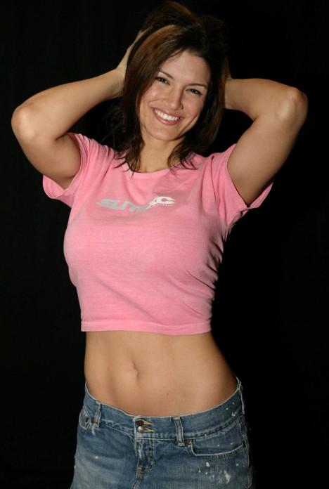 Gina Carano Hot