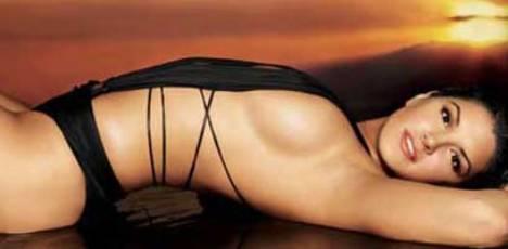 Gina Carano Maxim