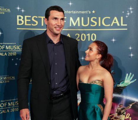 Hayden Panettiere Engaged to Heavyweight Boxer Wladimir Klitschko