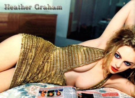 Heather Graham Hot