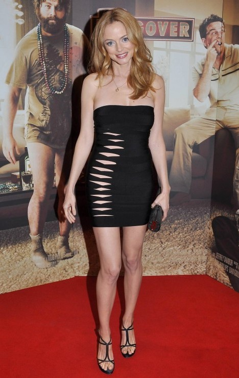 Heather Graham Plastic Surgery