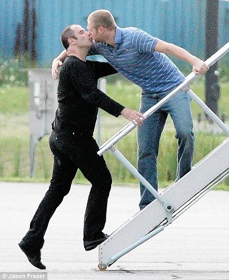 John Travolta Gay