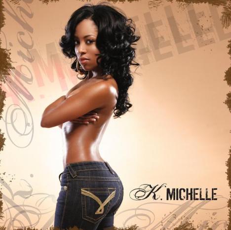 K Michelle Son Michelle Plastic Surgery Breast Implants & Love & Hip Hop Atlanta ...