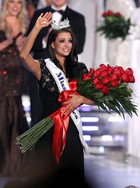 Laura Kaeppeler Miss America 2012