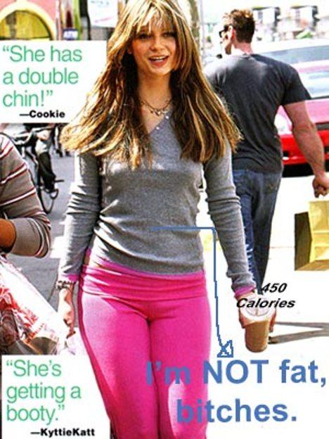 Mischa Barton Fat Pictures