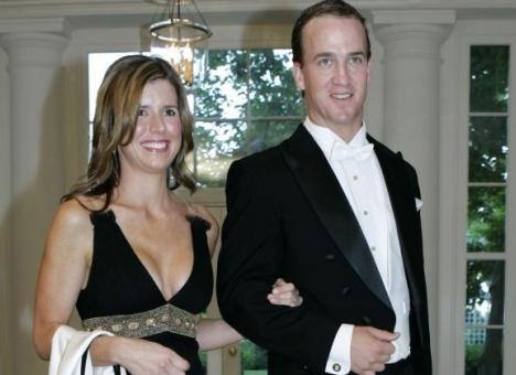Peyton Manning Wife Ashley Manning and 2014 NFL Super Bowl XLVIII