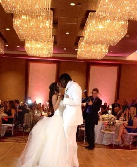 Robert Griffin III Married