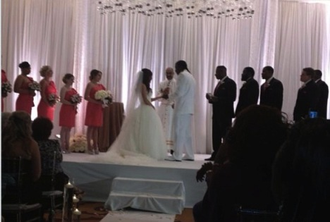 Robert Griffin III Wedding