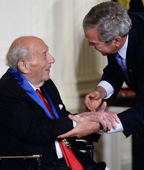 Roy Nueberger Dies at 107