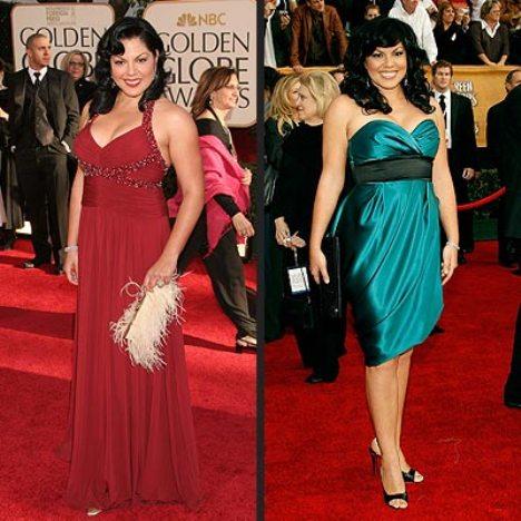 Sara Ramirez Weight