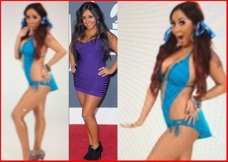 Snooki 98 Pounds